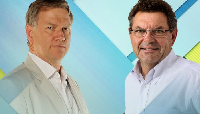 Bolt on Pyne: Andrew Bolt and Steve Price, June 26