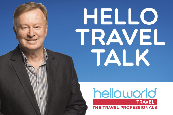Article image for Travel Talk