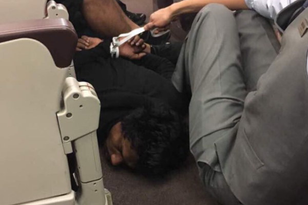 'Disruptive passenger' from MAS plane refuses to appear in court
