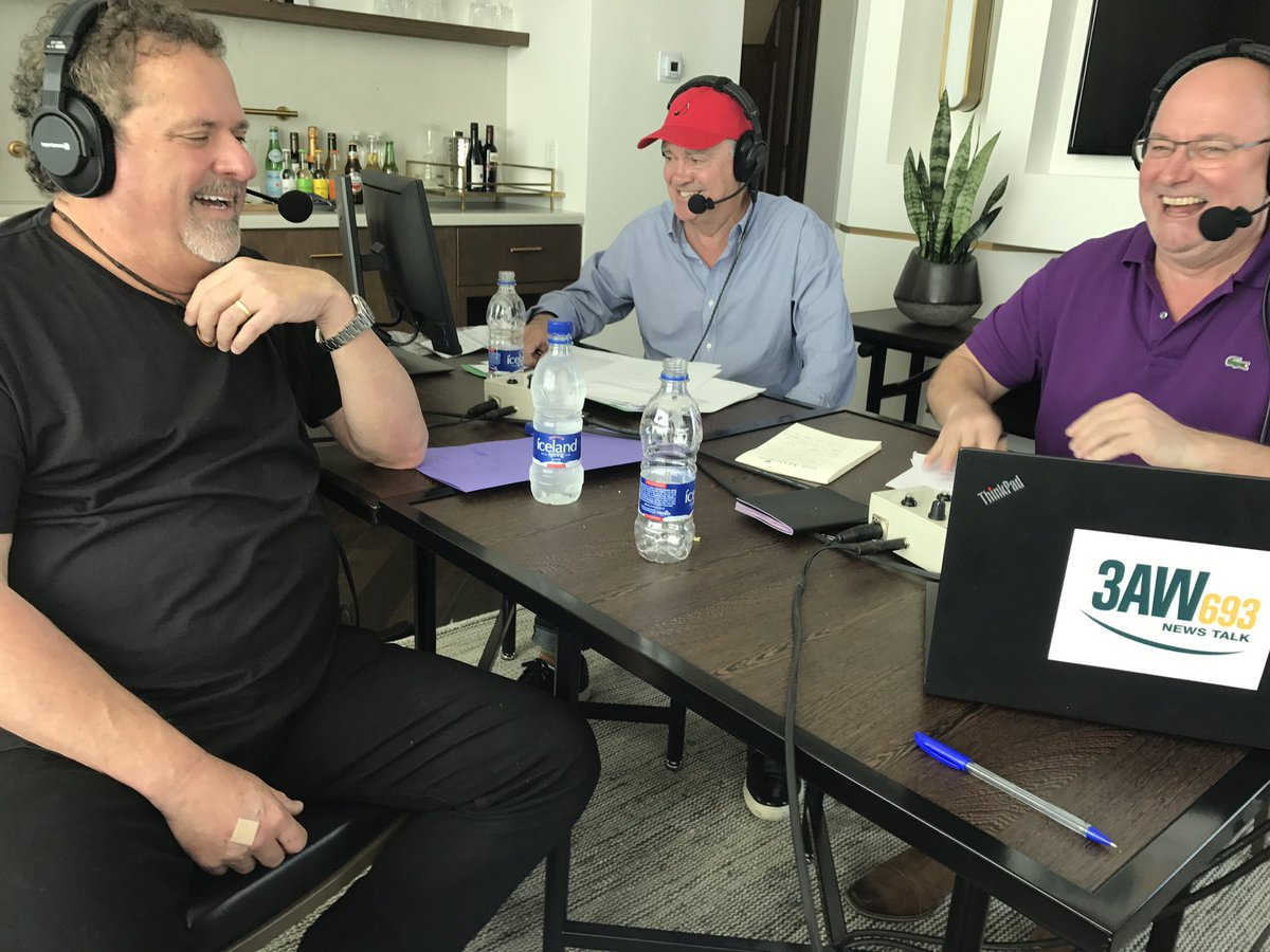Article image for Nashville songwriting guru Bob DiPiero with Ross and John