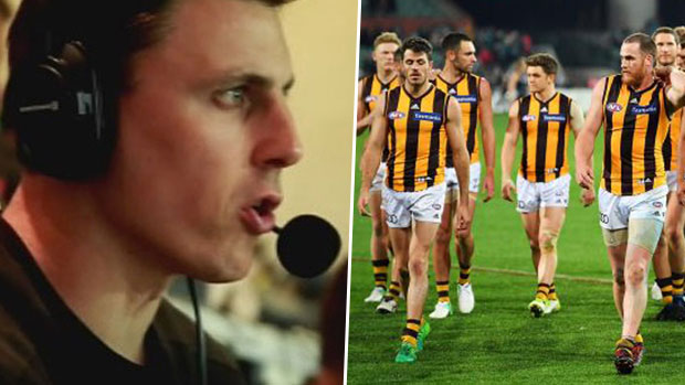 Article image for Matthew Lloyd's scathing assessment of Hawthorn