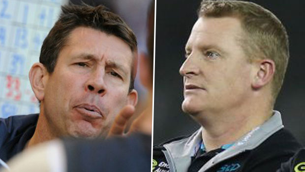 Article image for Michael Voss and Brett Ratten on their coaching futures