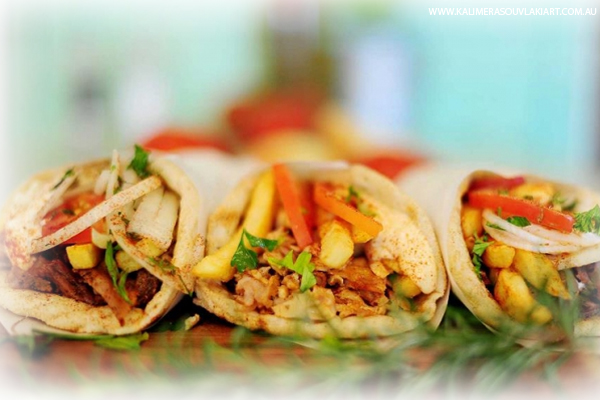 Article image for Could Australia's BEST souvlaki been located in Oakleigh?