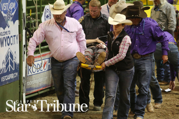 Article image for Australian man fights for life after bull-riding incident in the US