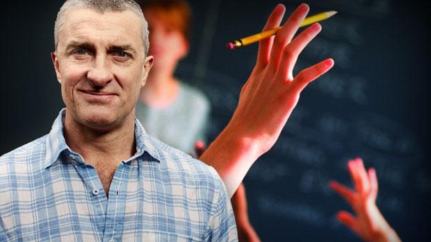 Article image for Tom Elliott slams school over Stolen Generation stunt
