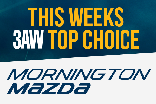 Article image for Top Choice – Mornington Mazda