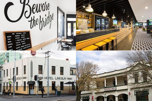 Article image for DeBortoli Pubs of the 1st quarter (27 January – 28 April 2017)