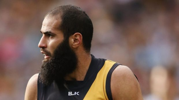 Article image for Tribunal controversy: AFL appeals 'inadequate' Bachar Houli suspension