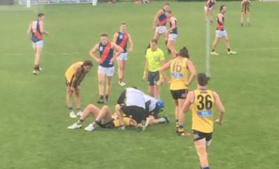 Article image for Concern for Patrick McCartin after possibly suffering another concussion