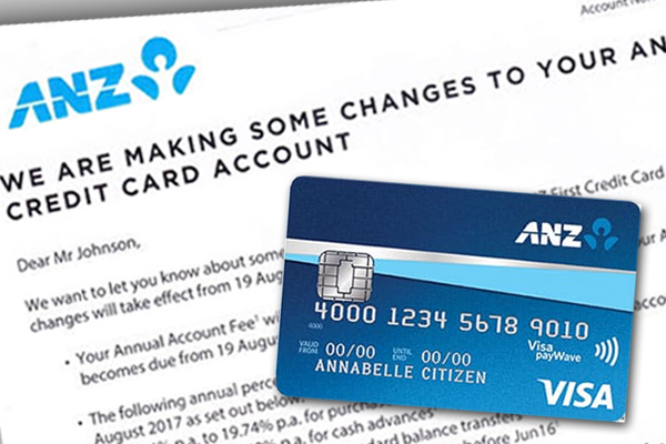 Article image for Ex-ANZ customer's credit card shock