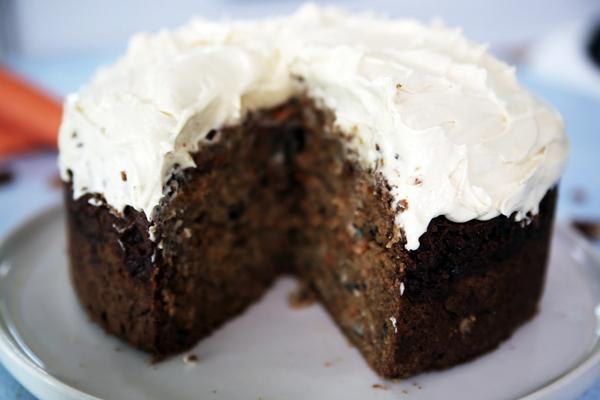 Carrot Cake Plain Flour