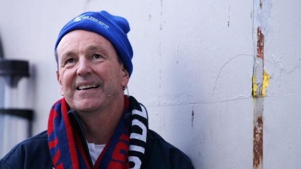 Article image for 'The fight goes on': Neale Daniher continues the fight against MND