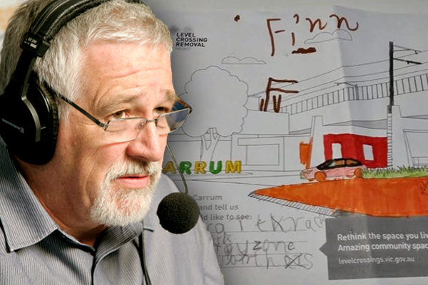 Article image for Neil Mitchell raises questions over Skyrail 'propaganda' at a Carrum primary school