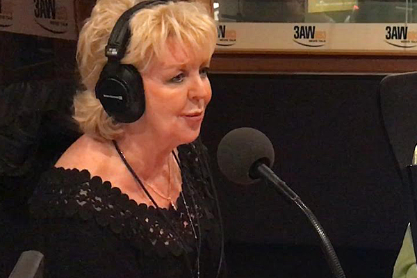 Article image for 3AW's Patti Newton among Queen's Birthday honours