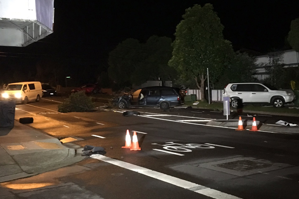 Article image for Man killed following police pursuit at Northcote