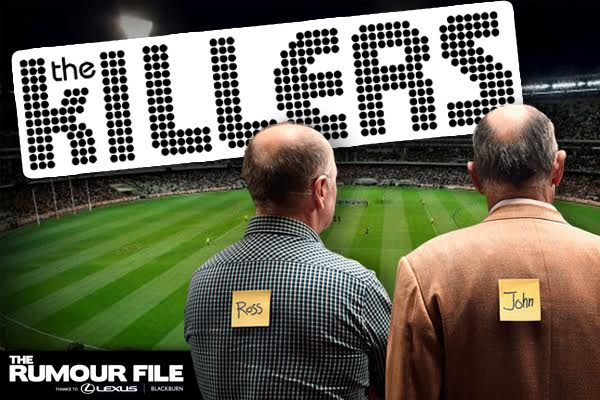 Article image for KILLER TIP: Looks like the Rumour File has picked the AFL grand final entertainment AGAIN
