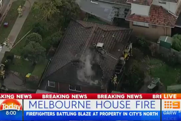 Article image for One dead in Bundoora house fire