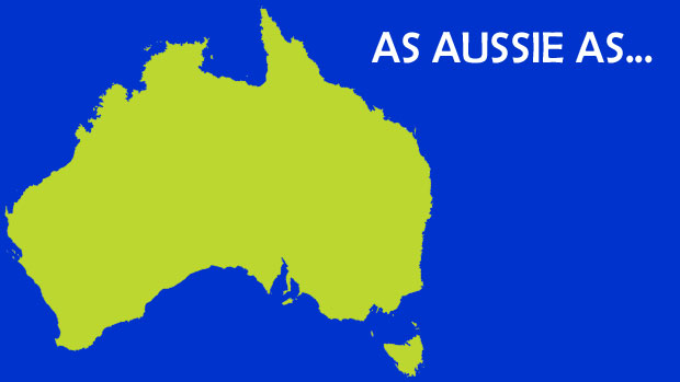 Article image for As Aussie as…