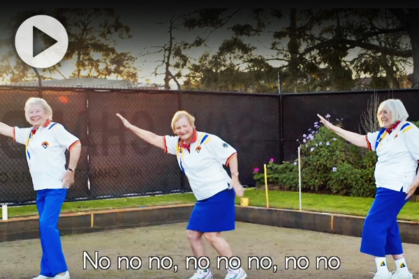 Article image for These angry bowling ladies have gone viral to Beyonce