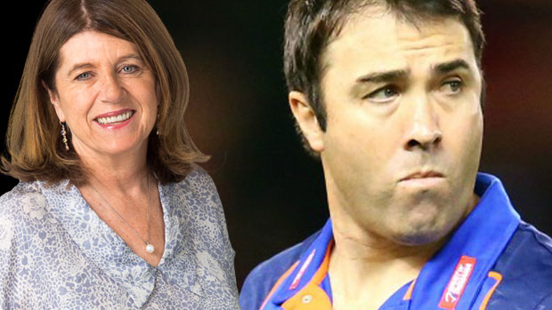 Article image for Caroline Wilson flags Brad Scott as ideal successor for Nathan Buckley