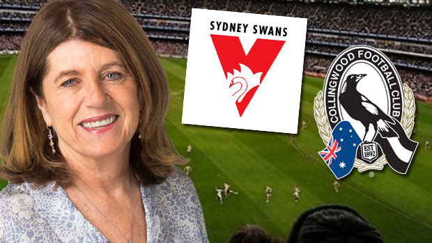 Article image for Collingwood could 'learn a lot' from Sydney, says Caroline Wilson