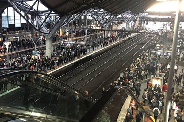 Article image for Train mayhem: Metro still unsure how it happened