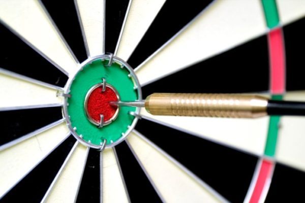Article image for Darts to be an Olympic sport?