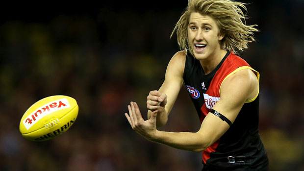 Article image for Essendon skipper spurred on by St Kilda's second-half against Richmond