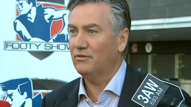 Article image for Eddie McGuire returns to The Footy Show