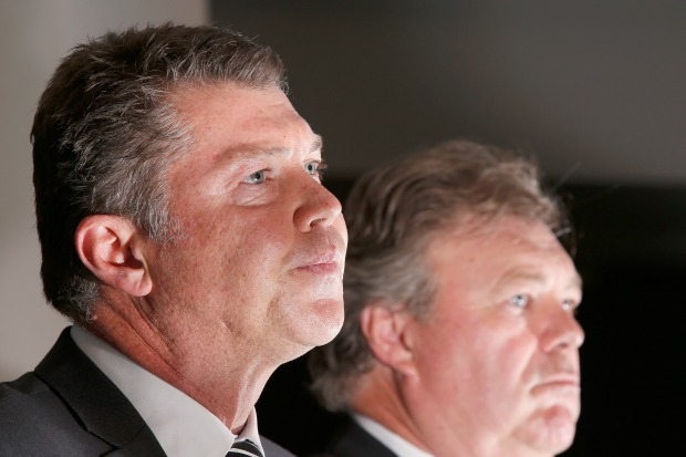 Article image for Gary Pert resigns as Collingwood chief executive
