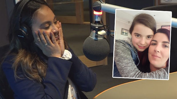 Article image for Jessica Mauboy's special message and song for a struggling young fan