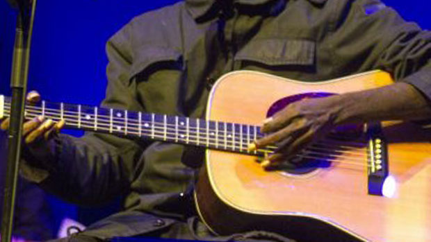 Article image for Iconic indigenous musician Dr G Yunupingu dies at 46