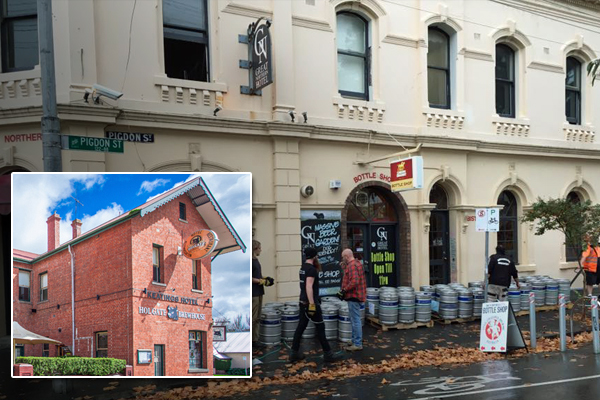 Article image for Rumour confirmed: Melbourne pub bans trendy brewer in tap spat
