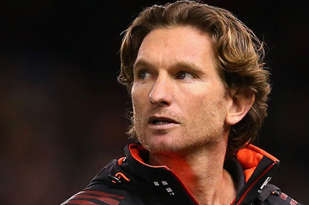 Article image for The AFL's offer to James Hird