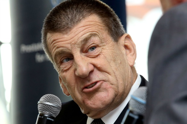 Article image for 'Financial suicide': Jeff Kennett says the AFL couldn't cope with a Tassie team