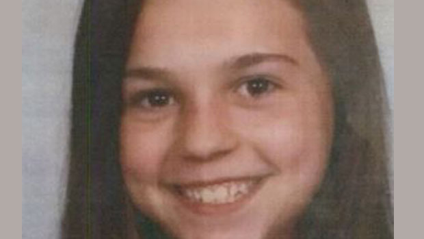 Article image for A father's message to missing teenage daughter
