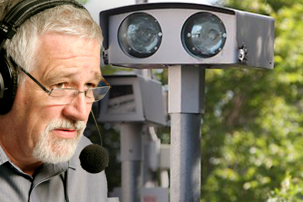 Article image for Neil Mitchell details blowout and failures in speed camera network after cyber virus