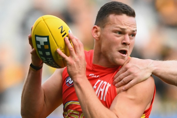 Article image for Steven May re-signs with the Gold Coast Suns
