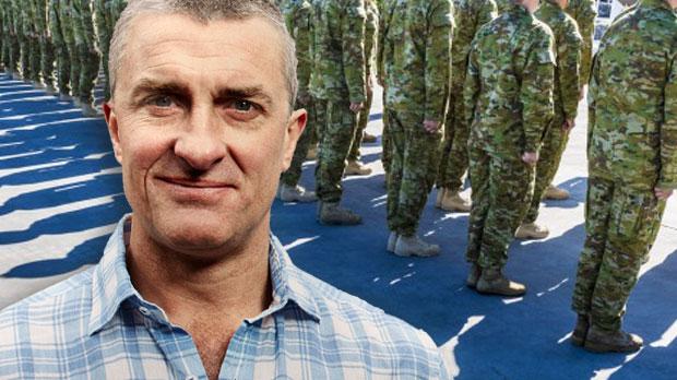 Article image for Tom Elliott says government should bring back national service