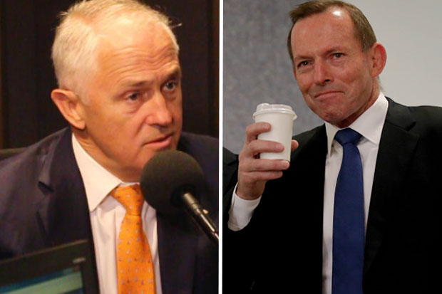 Article image for Jeff Kennett 'disappointed' by Malcolm Turnbull's crack at Tony Abbott