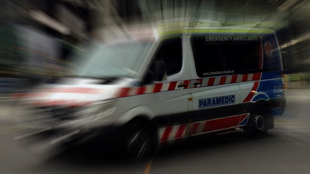 Article image for Man in critical condition, another injured, as gas tank explodes in Geelong