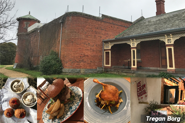Article image for Tregan Borg takes a trip to Castlemaine!