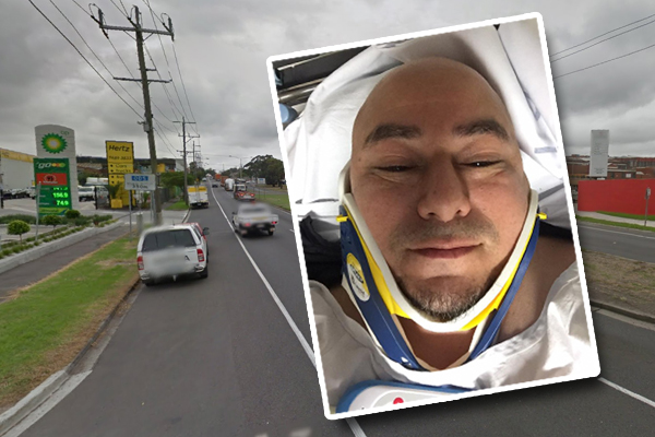 Article image for Cyclist left for dead in hit run incident at Footscray