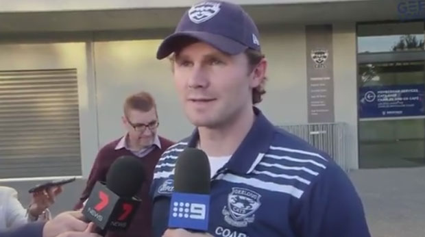 Article image for Patrick Dangerfield accepts suspension, is now ineligible for Brownlow