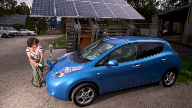 Article image for Are electric cars the answer?
