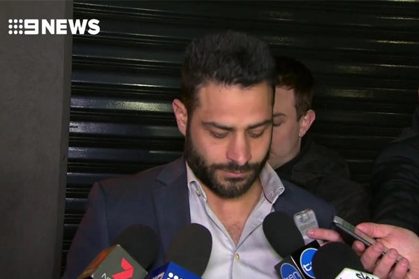 Article image for LATEST: Ali Fahour banned, quits AFL job