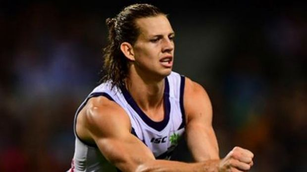 Article image for Nat Fyfe signs monster deal to stay at Fremantle
