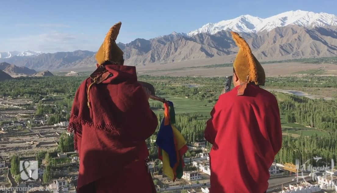 Article image for Scorcher takes a trip to Ladakh, India