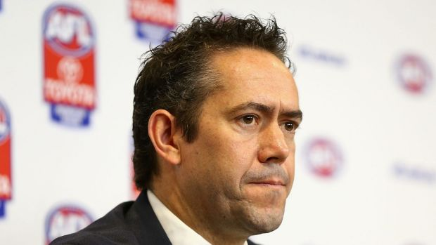 Article image for Two high-ranking AFL officials sensationally resign