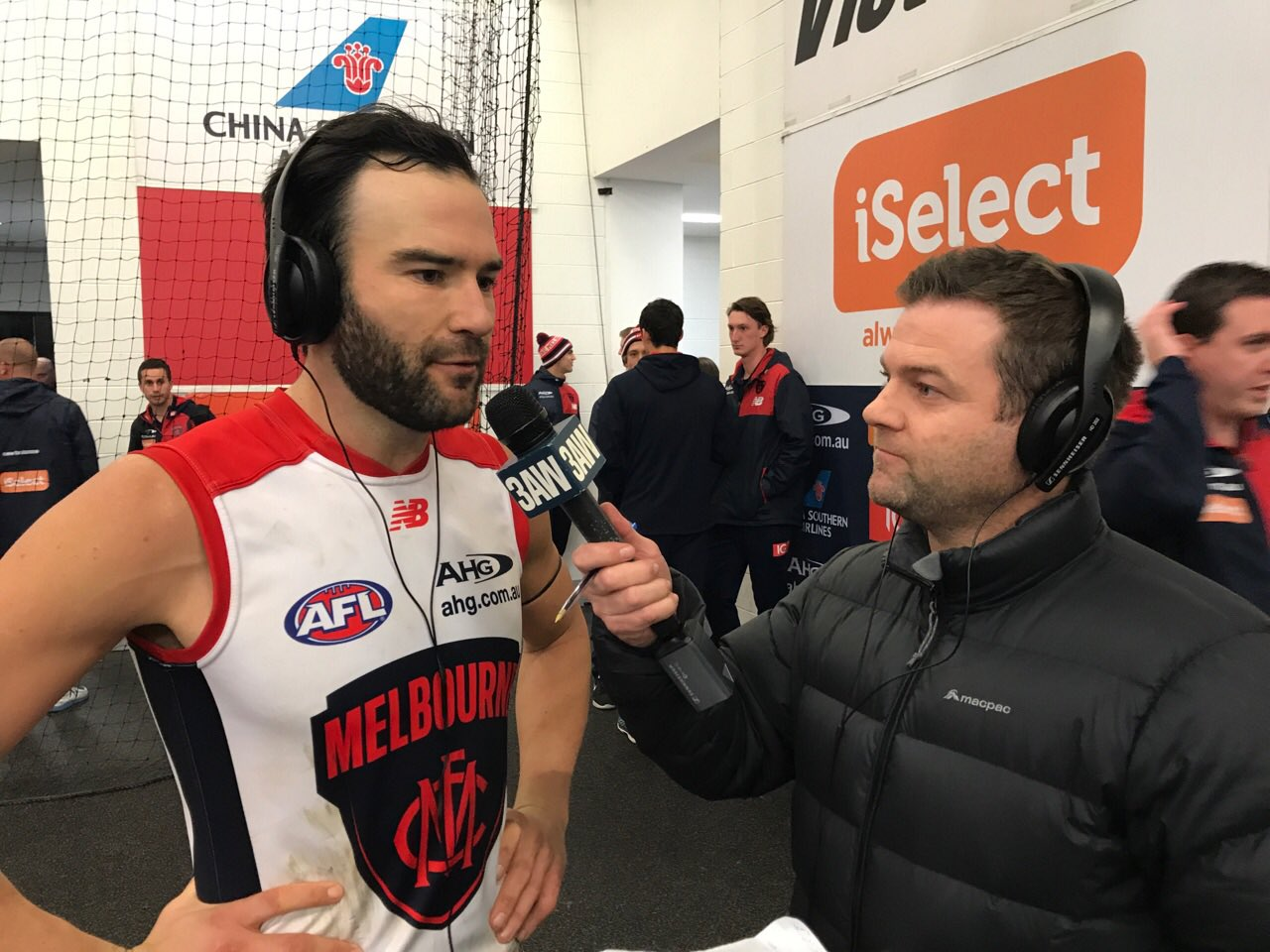 Article image for Melbourne springs into the Top 4 with a thrilling win over Carlton